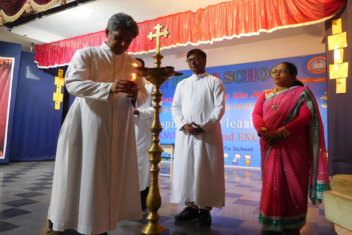 Don Bosco School-Annual Day