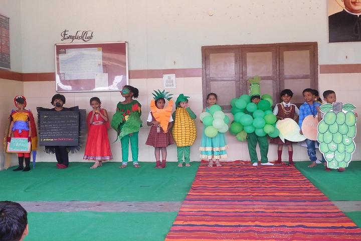 Don Bosco School-Fancy Dress Competetion