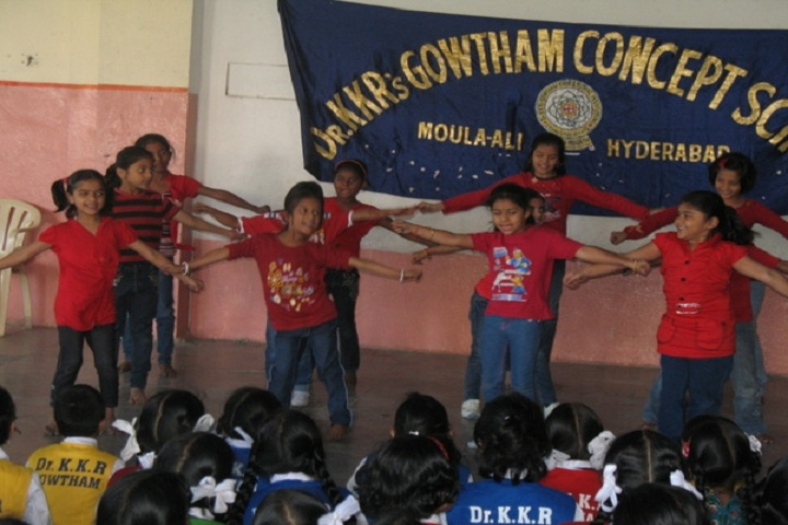 Dr KKRS Gowtham Concept School-Events