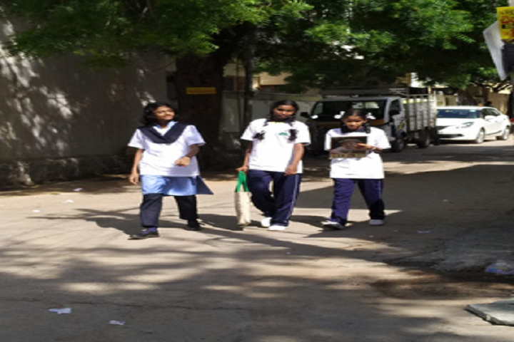 English Union School-Environmental Campaign