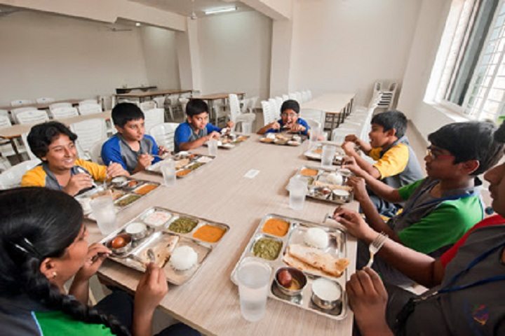 Ganges Valley School-Dining Hall