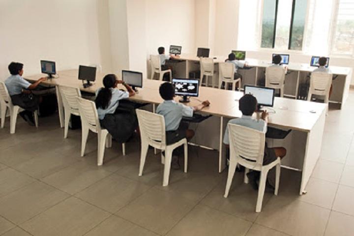 Ganges Valley School-IT Lab