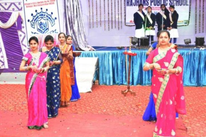 Rajhans Public School-Annual Function