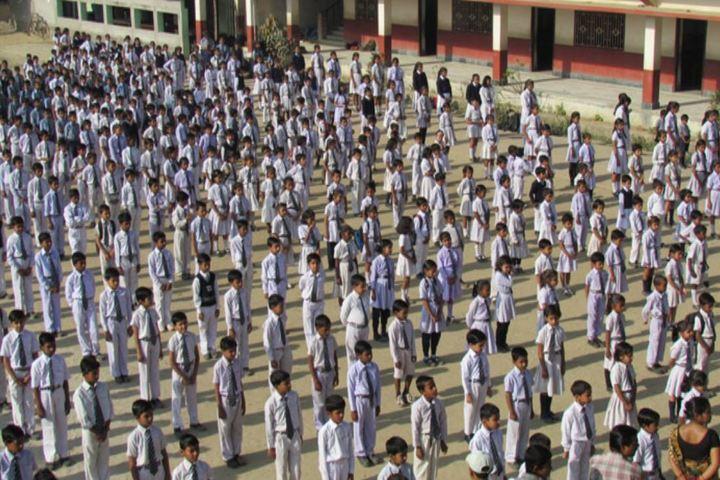 Rajhans Public School-Assembly