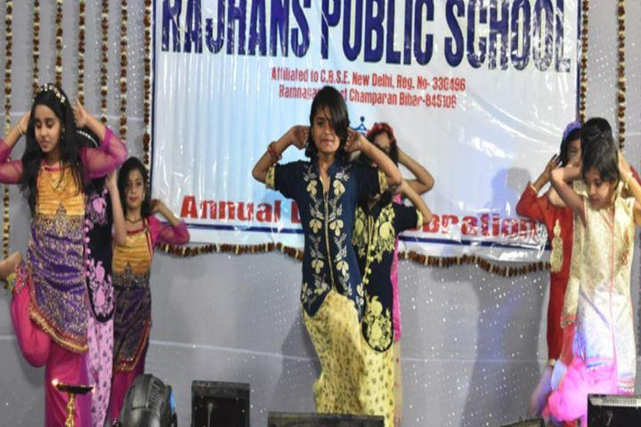 Rajhans Public School-Dance
