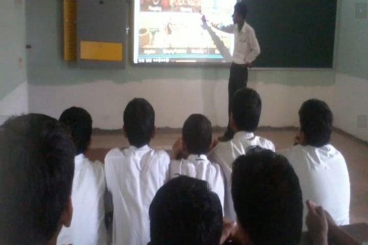 Rajhans Public School-Digital Classroom