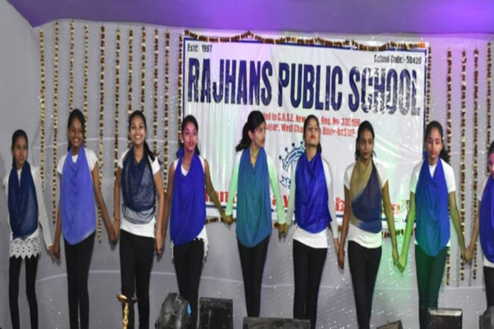 Rajhans Public School-Program