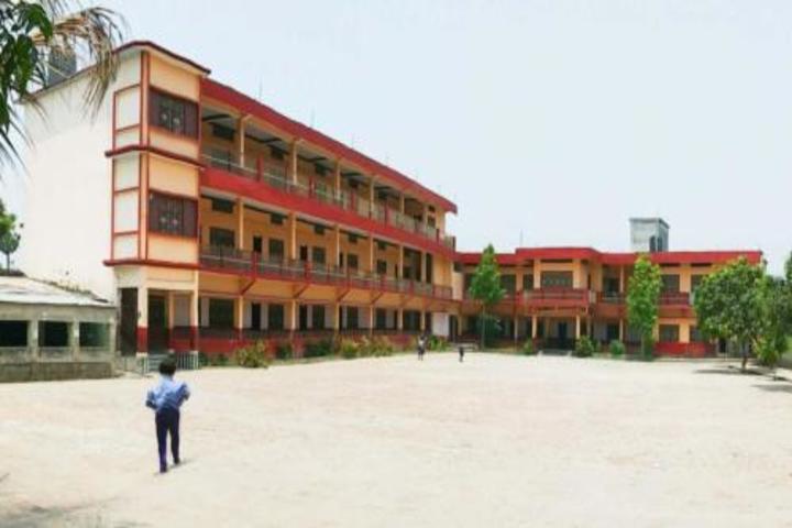 Rajhans Public School-School Building