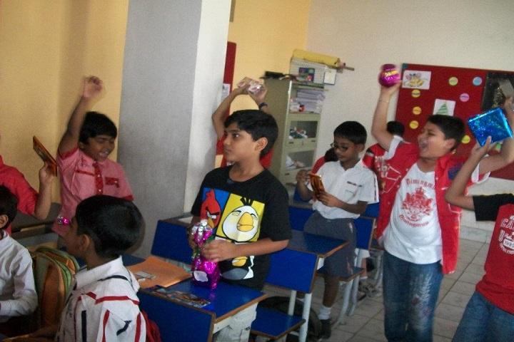 Global Edge School-Fun Time