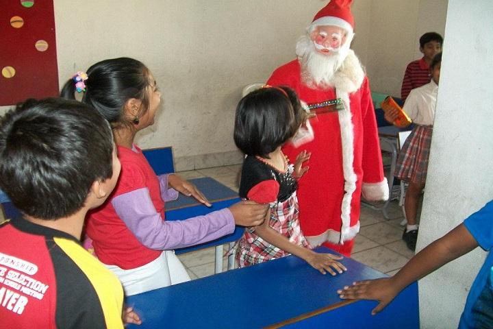 Global Edge School-Christmas Celebrations