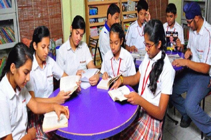 Global Edge School-Library