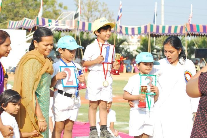 Global Indian International School-Awards