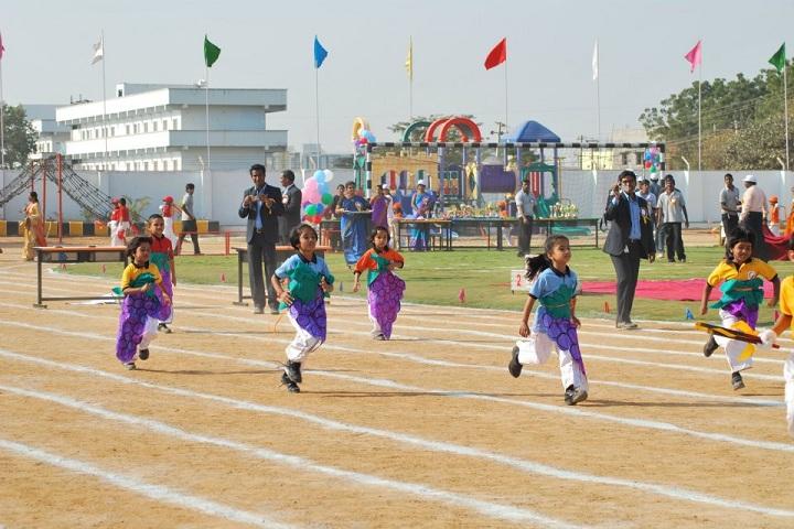 Global Indian International School-Games