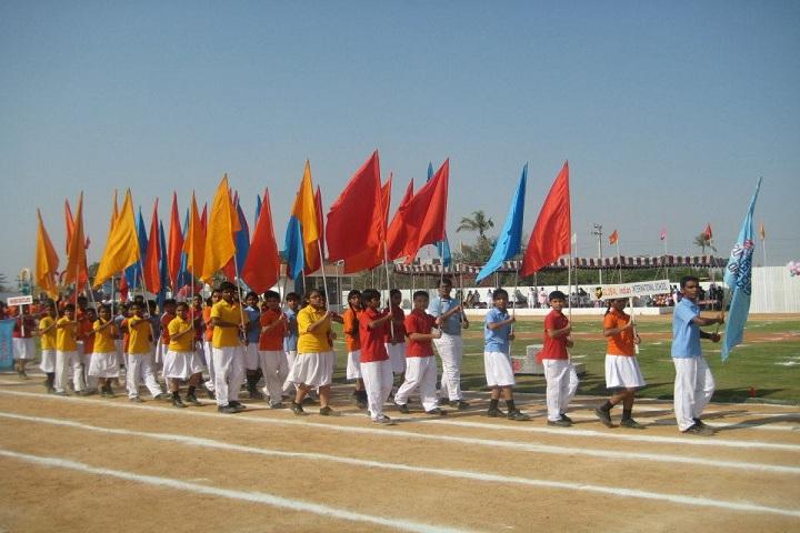 Global Indian International School-Sports Day
