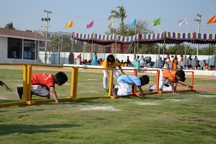 Global Indian International School-Sports