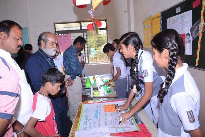 Gmr Chinmaya Vidyalaya-Education Fair