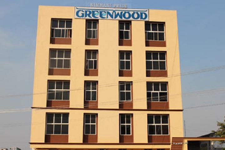 Greenwood High School-Campus View