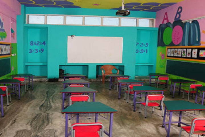 Greenwood High School-Digital Classroom
