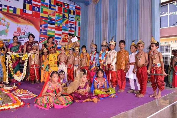 Greenwood High School-Janmastami Celebrations