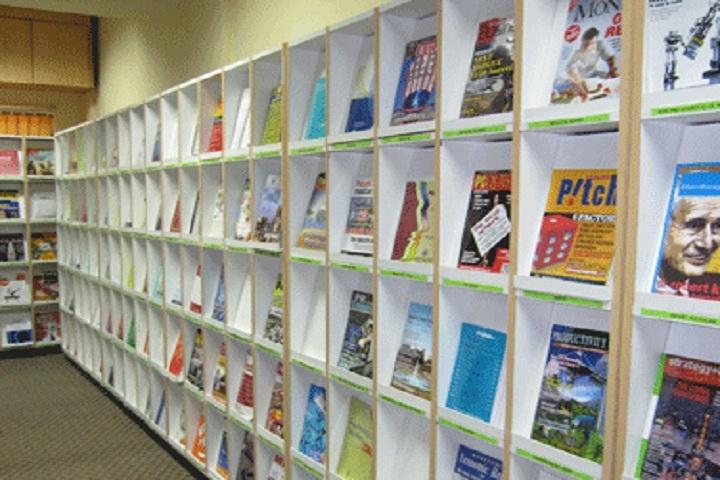 Greenwood High School-Library