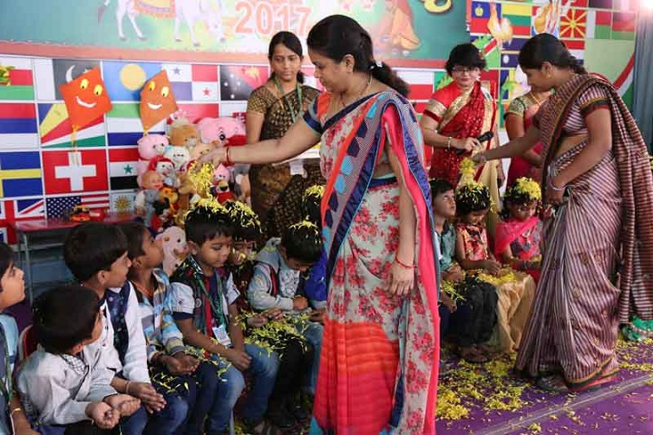 Greenwood High School-Sankranthi Celebrations