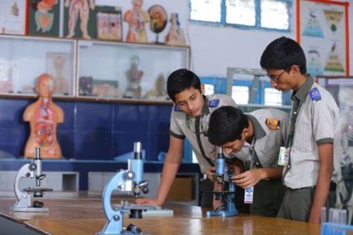 Greenwood High School-Science Lab