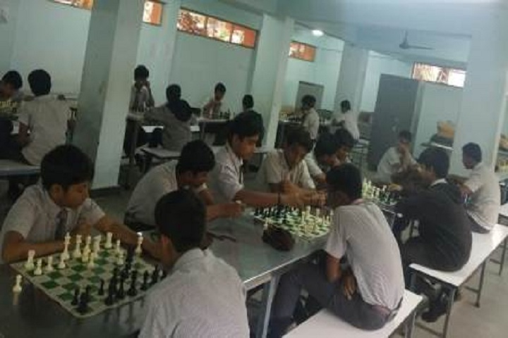 Harvest Public School-Chess Competition