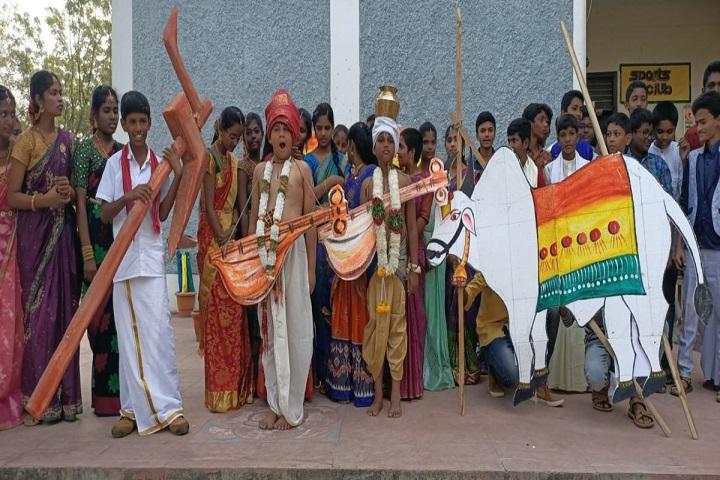 HRD School Of Excellence-Festival Celebration