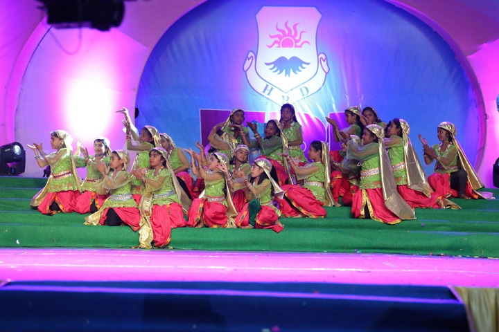 HRD School Of Excellence-Group Dance
