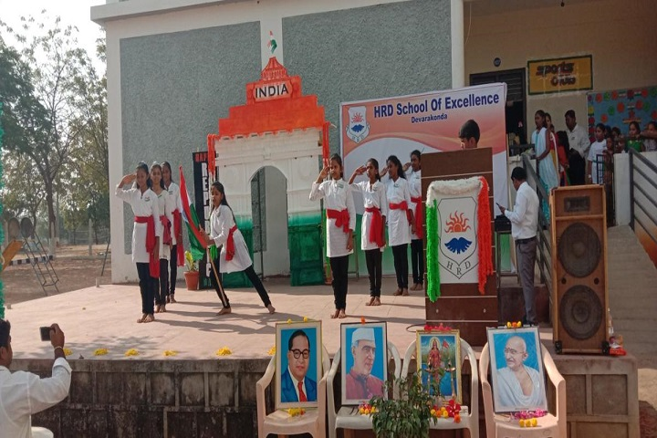 HRD School Of Excellence-Independence Day Celebration