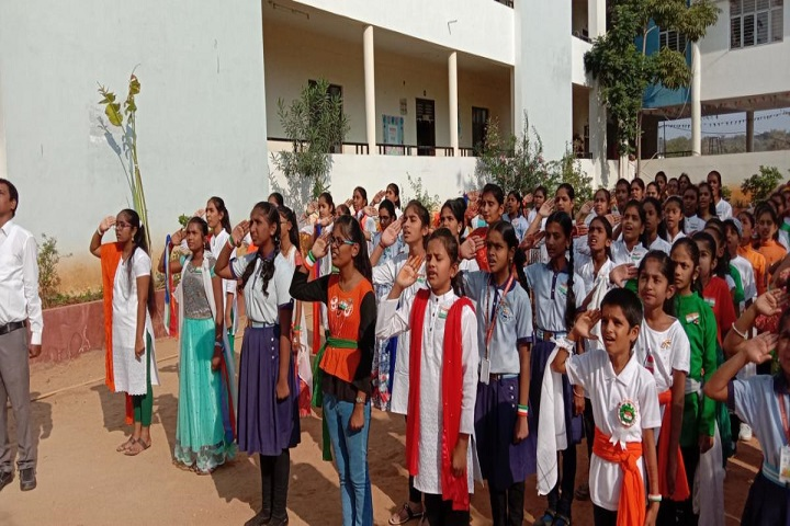 HRD School Of Excellence-Republic Day