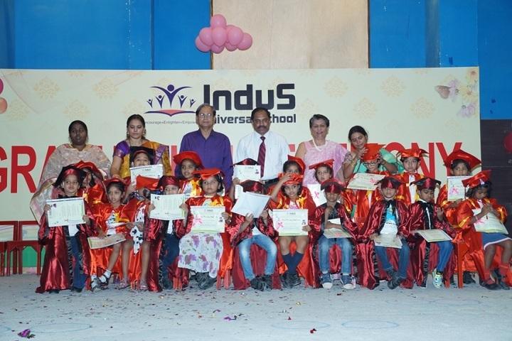 Indus Universal School-Graduation Day
