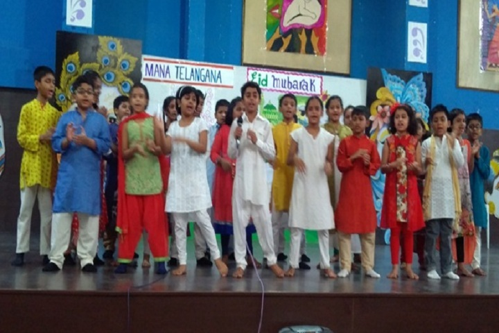 Indus Universal School-Ramzan Celebrations
