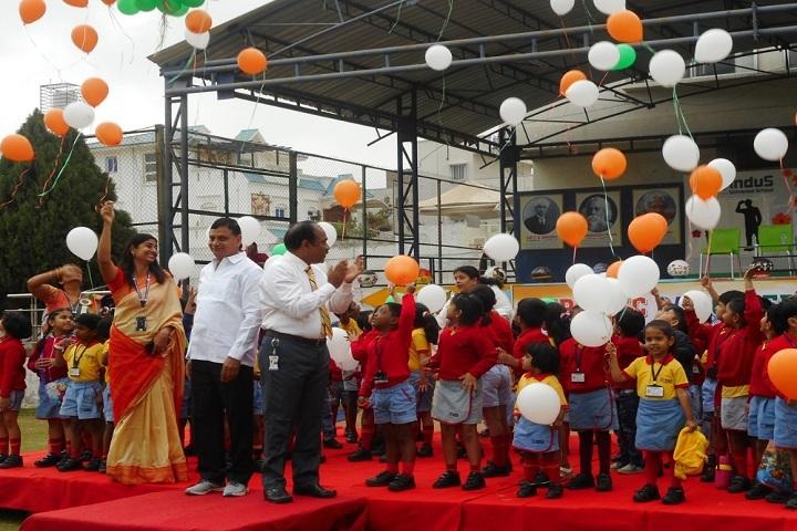 Indus Universal School-Republic Day