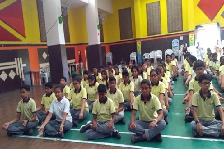 Indus Universal School-Yoga