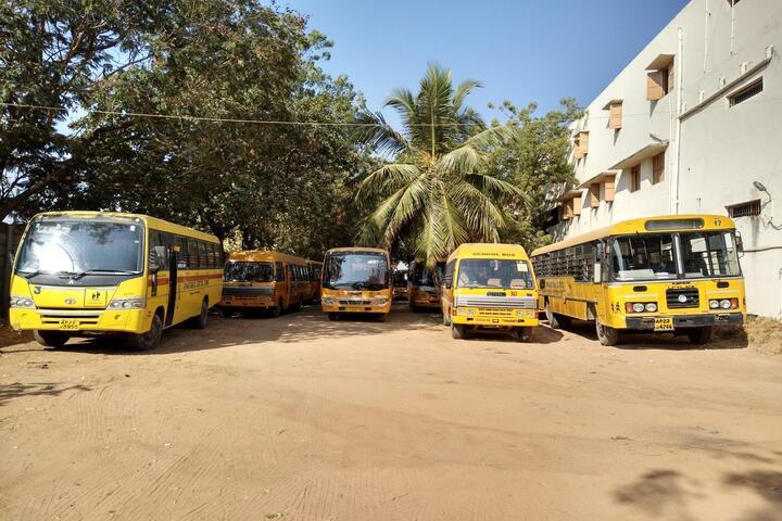 Chaitanya Central School-Transport