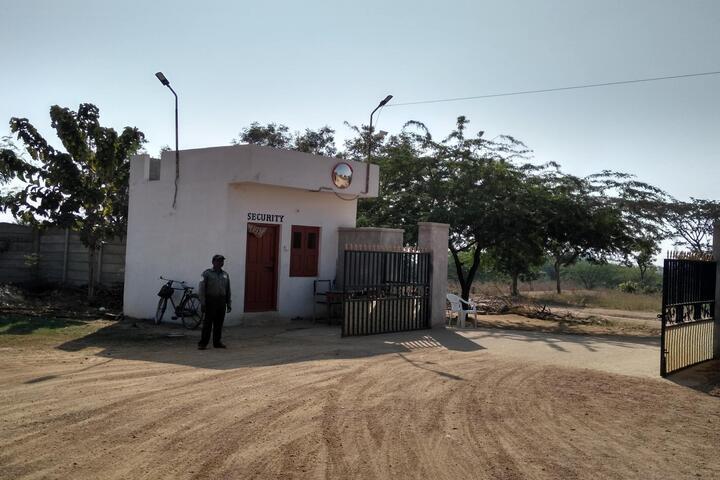 Chaitanya Central School-School Gate