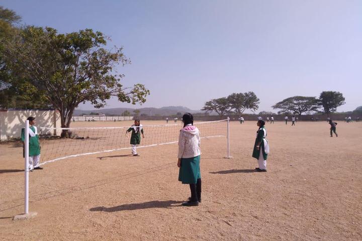 Chaitanya Central School-Sports