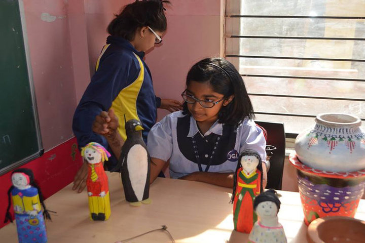 Jain Heritage-A Cambridge School-Activity