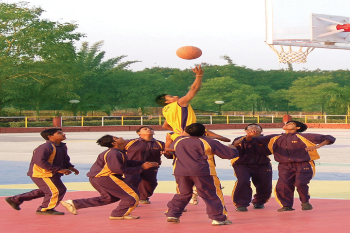Jain Heritage A Cambridge School-sports