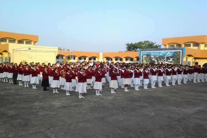 Jawahar Navodaya Vidyalaya-Students1