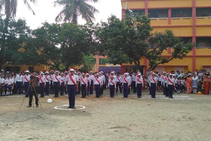 Ramakrishna Mission Vidyamandir-Independence Day