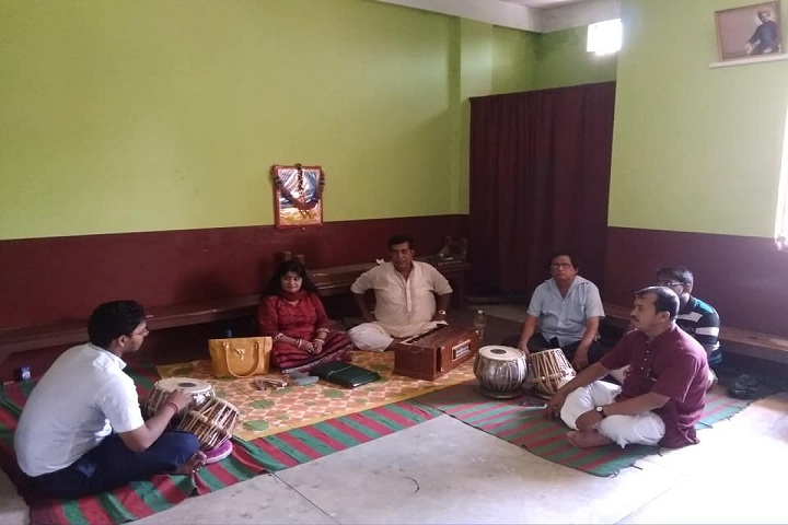 Ramakrishna Mission Vidyamandir-Music Room
