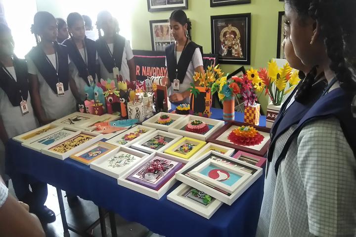 Jawahar Navodaya Vidyalaya II-Exhibition