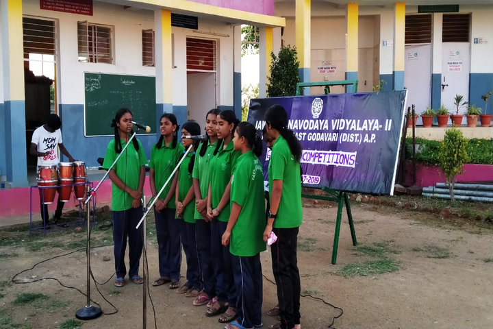 Jawahar Navodaya Vidyalaya II-Green Day