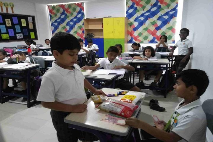 Kairos Global School-Activity on money