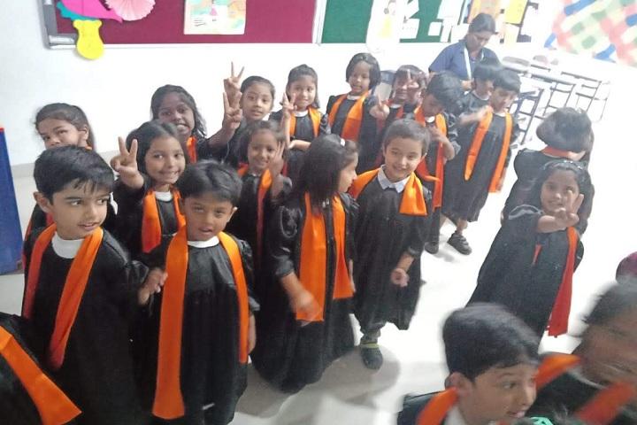 Kairos Global School-Graduation Day