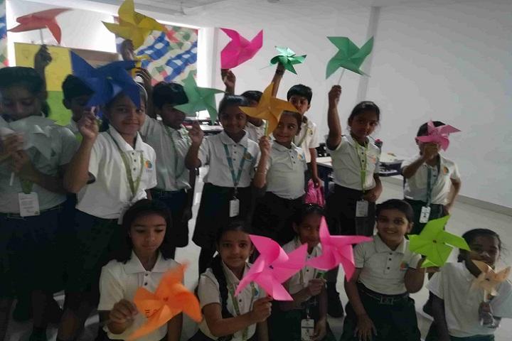 Kairos Global School-Science Windmill Activity