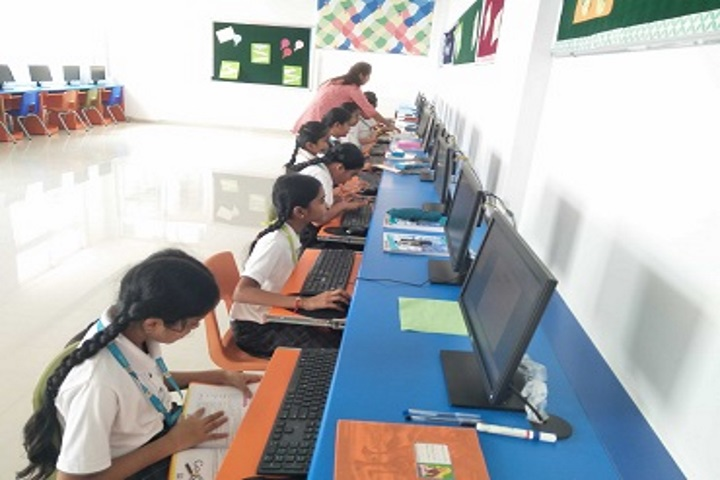 Kairos Global School-Computer Lab