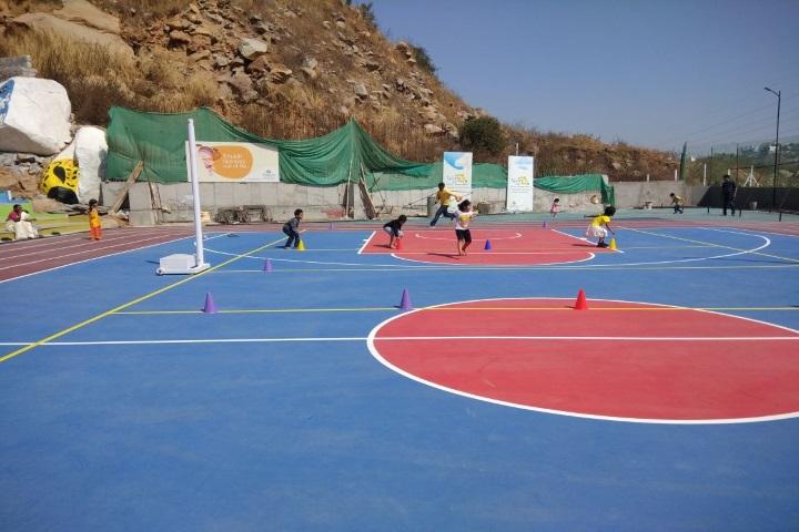 Kairos Global School-Sports Ground